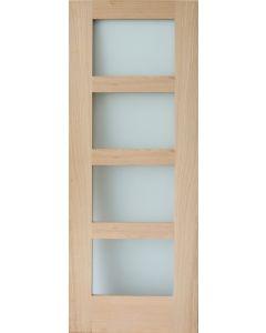 4 Panel Barn Door