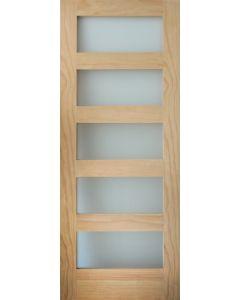 5-Panel Barn Door