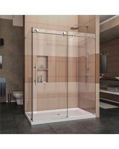 Side Panel Shower Door