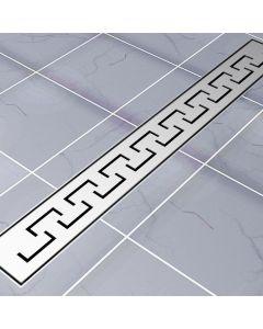 Square Linear Shower Drain